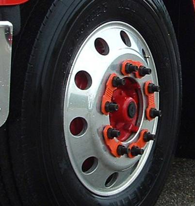 tire safety locks