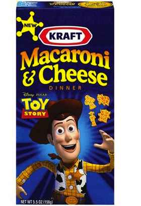 Macaroni and Cheese by Kraft