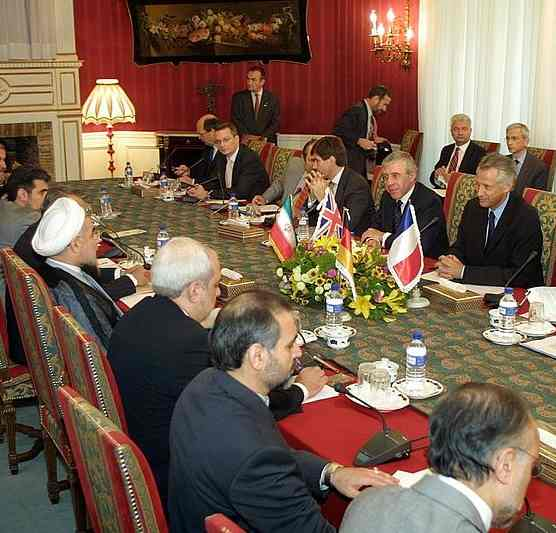 Rouhani meets with EU-by Mojtaba Salimi-CC