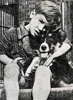 Scruffy and Derrick-1956-DailyMail-historical