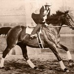 Seabiscuit with George Woolf