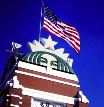 Starbucks hire vets