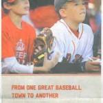 baseball fans newspaper ad