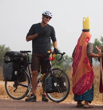 cycler Gunn Wheels of Peace
