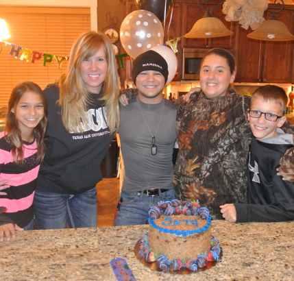 Hunt Family photo