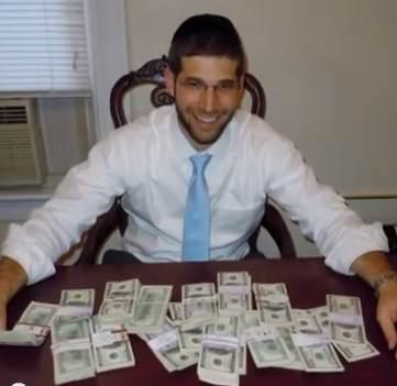 money found in desk