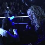 Beyonce-sings to dying Taylon-MakeAWish