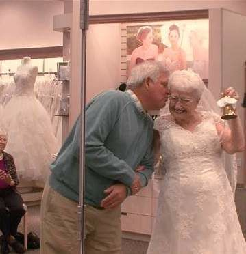 Bridal dress at 70-TODAY
