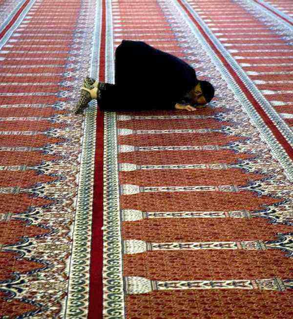 Mosque Umayyid-Damascus-James Gordon losangeles-flickr-cc
