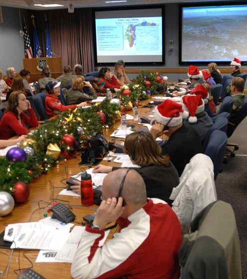 NORAD tracks Santa-wikimedia