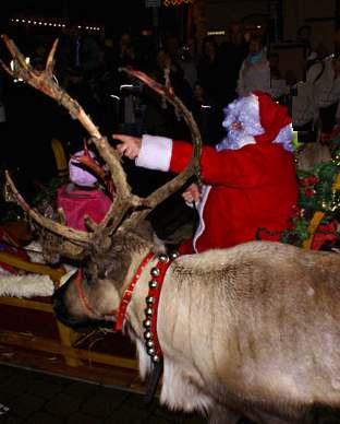 Santa in Truro Foter-CC-Ennor