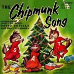 The-Chipmunks-Christmas song-cover