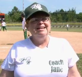 coach for special olympics-WSILvid
