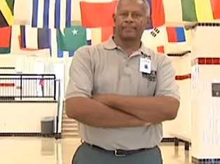 custodian Clark wins Lifechanger Award