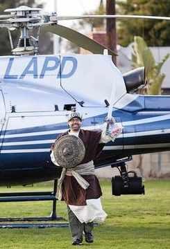 helicopter drops off hanukkah-hero-ScottSmeltzer-HBIndependent
