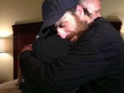 hug from homeless-to hotel mngr-Atlanta-JCvid