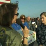 soldier gets Operation Gratitude truck