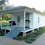 Elvis Presleys birthplace in Tupelo
