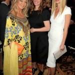 Goldie Julia Roberts and Gwyneth - JPHRO Haiti charity