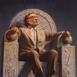 Isaac Asimov wikimedia Commons