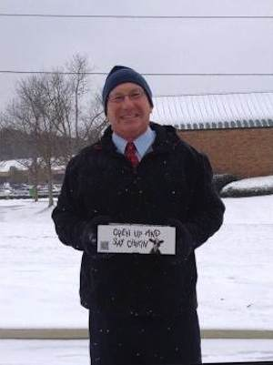 chick-fila manager in snow-Lauren Dango-on-FB