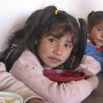 food program in Bolivia
