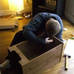 furniture assembly from IKEA-julessilver-Flickr-CC