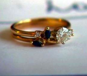 wedding ring with sapphires-KGO-TV