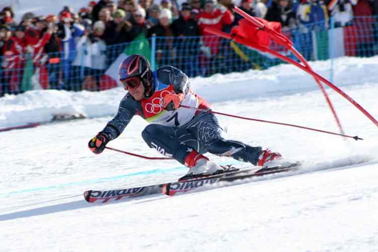 Bode Miller-skiing Thomas Grollier