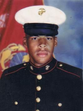 Hurricane Katrina hero-John Keller-military-photo