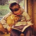 Reading Buddies Program Berks CountyAnimalShelter