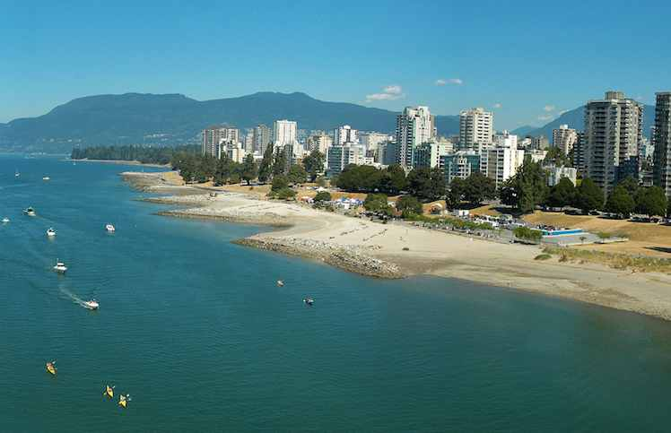 Vancouver by Dimbeko-GNU-745px