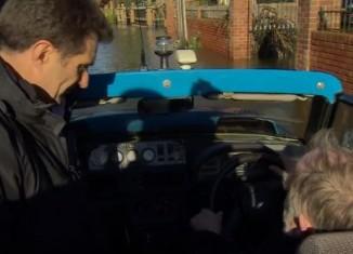 amphibious car-BBC video