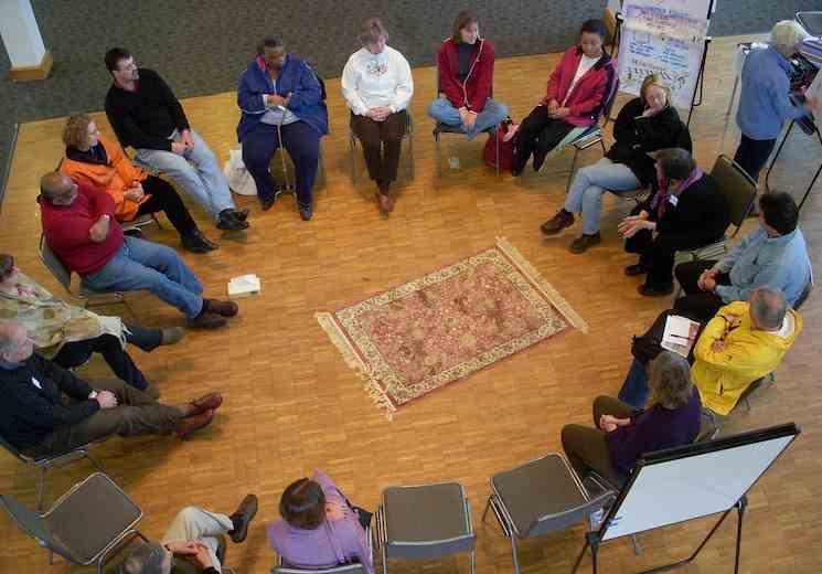 circle conversation-flickr-CC-Choconancy1