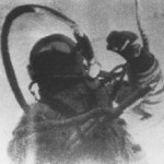 Alexei Leonov-first-space-walk