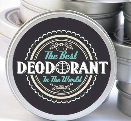 Best Deodorant in the world