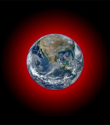Earth Infrared radiation-Steven J Byrnes-Harvard
