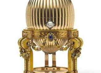 Faberge egg found by junk metal dealer in US
