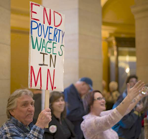 Minimum Wage rally MN-CC Flickr Fibonacci Blue