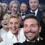 Oscar selfie-Twitter