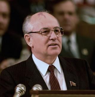 Генеральный секретарь ЦК КПСС М.С. Горбачев