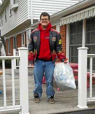 Recycling cans developmentally challenged-by-Jerry Wolffe