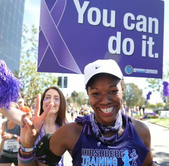 You Can Do It sign runner purple-Angela Daves-Haley-crpd
