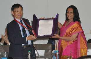 certified polio-free award ceremony-WHO