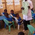 classroom Africa-USAID