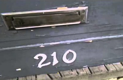 mail slot in front door-YouTube