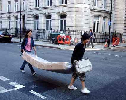 moving dat mattress Flickr-CC-Drift Words