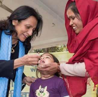 polio vaccine India-WHO-sm