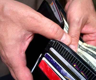 wallet-open-no denominations