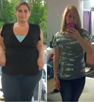 weight loss before after-MistyShafferFamily